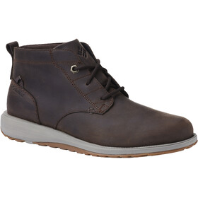 Columbia Grixsen Chukka WP Shoes Men Espresso MHW/Hawk